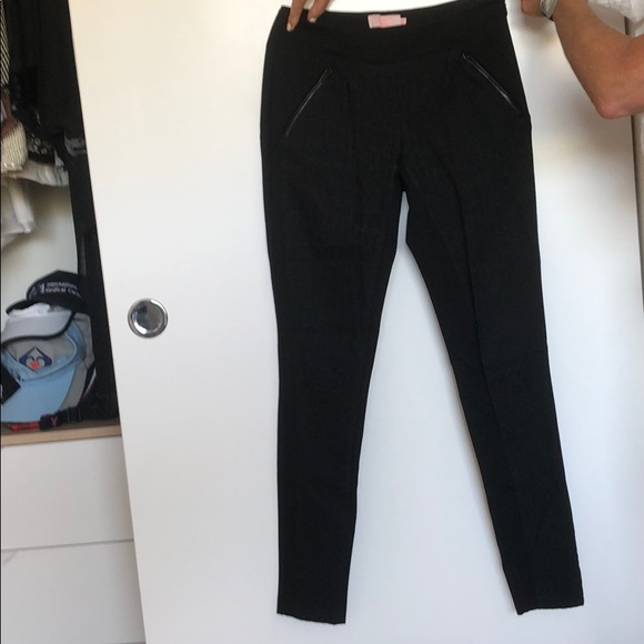 Ted Baker London Pants - Black pattern pants